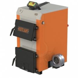 Твердотопливный котел Kotlant Эко КН-15 с автоматикой