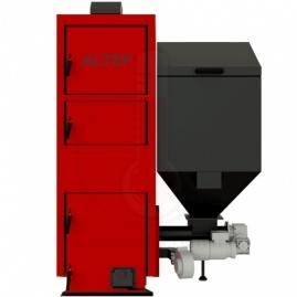 Твердотопливный котел Altep MAX 100