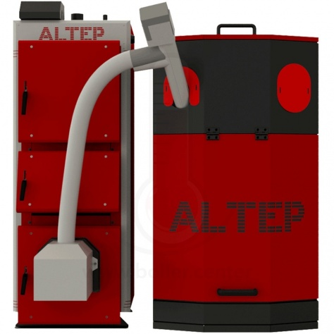 Твердотопливный котел Altep Duo Pellet N KT-2EPG 200 Eco-Palnik