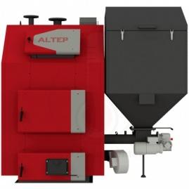 Твердотопливный котел Altep KT-3ESH 125