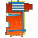 Твердотопливный котел Kotlant КВ-350