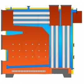 Твердотопливный котел Корди АОТВ-40 типа СТ