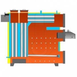 Твердотопливный котел БелКомин TIS DUO Pellet 95