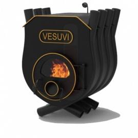 Булерьян Vesuvi 01 classic с плитой со стеклом