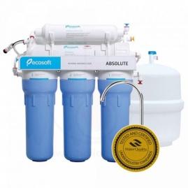 Фильтр обратного осмоса Ecosoft Absolute 6-50M